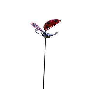 Dragonfly Pot Stake