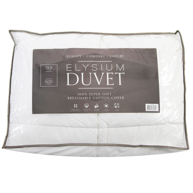 Elysium Microfibre Duvet King Size