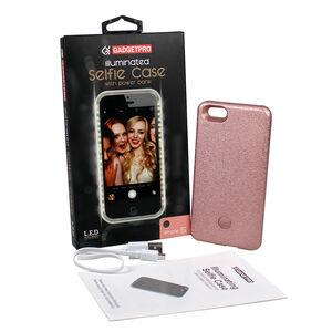 Gadgetpro Illuminated Rose Gold Iphone 5 Selfie Case