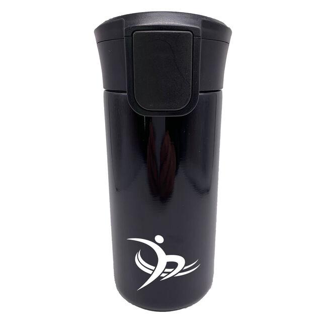 BodyGo Black Vacuum Travel Mug 350ml