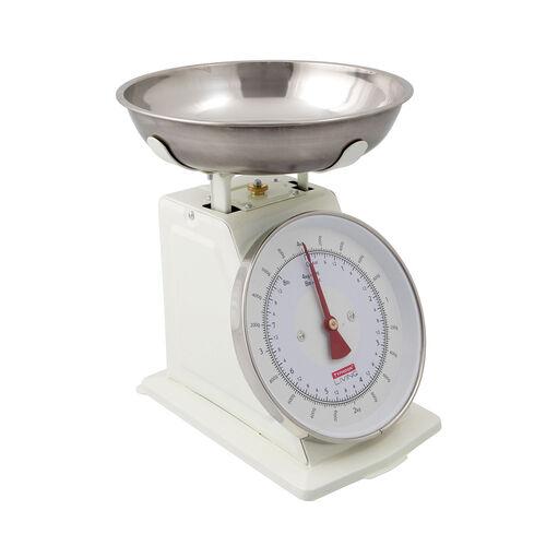 Typhoon Living Kitchen Scale - Cream