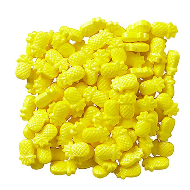 Wilton sprinkles Yellow Pineapple