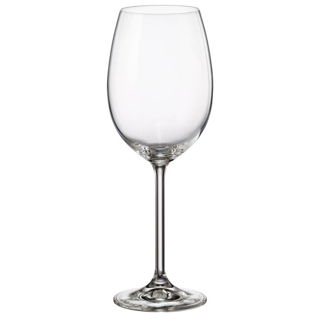 Bohemia Natalia Maxima Wine Glasses 6 Pack