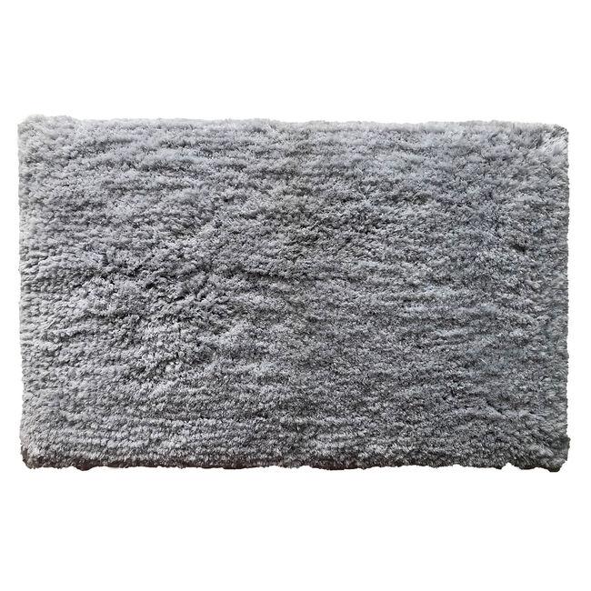 Feather Dove Bath Mat 40 x 60cm - Grey