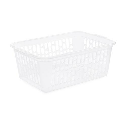 Wham Single Handy Basket Clear