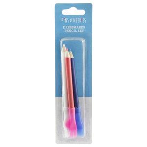 Pins and Needles Dressmaker Pencil set