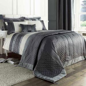 Classic Velvet Charcoal Bedspread