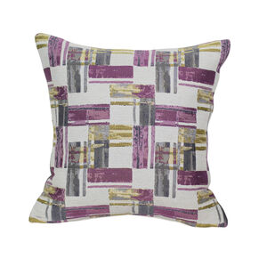 Cirque Cushion 43x43cm - Purple