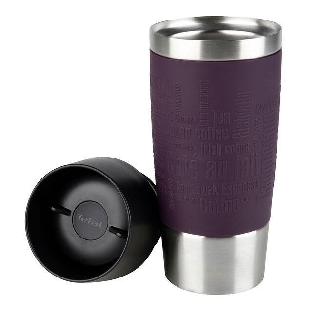 Tefal Blackberry Travel Mug 360ml