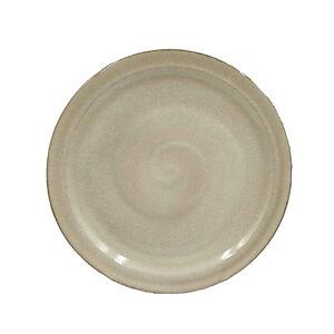Heritage Organic Dinner Plate - Beige