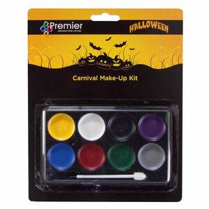 Halloween Carnival Make-Up Set