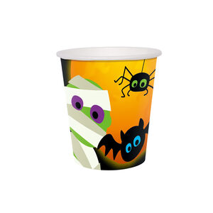 Halloween Under The Moon 6 Pack Paper Cups