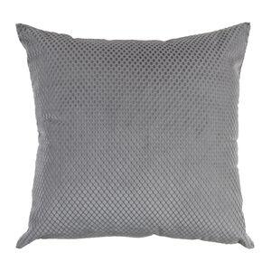 Diamond Cushion 58x58cm - Grey