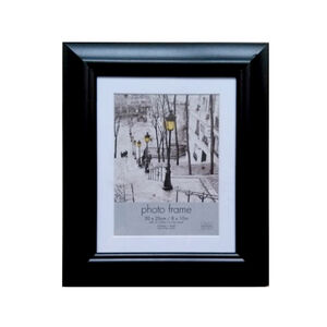 Simply Black Photo Frame 8 X 10