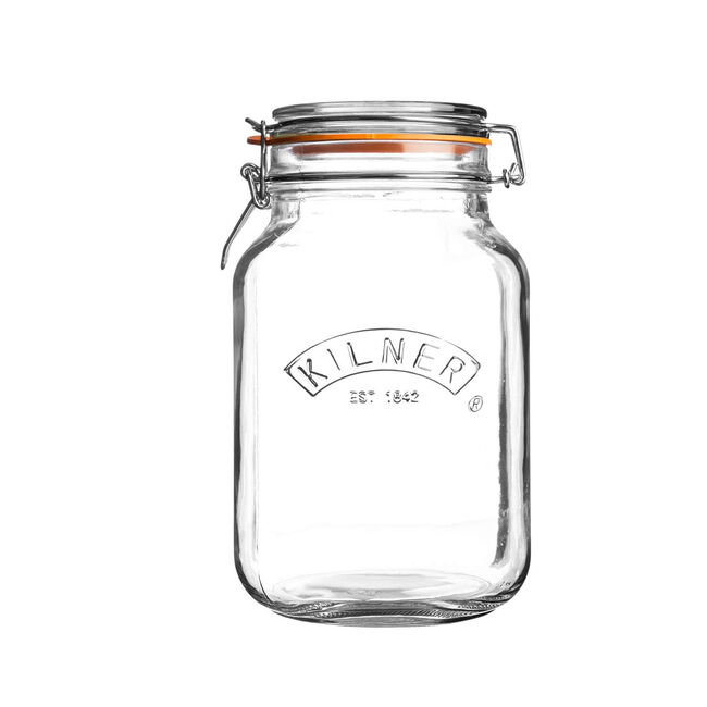 Kilner Clip Top Jar 1.5L