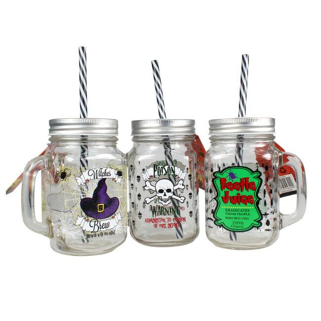 Halloween Drinks Mug