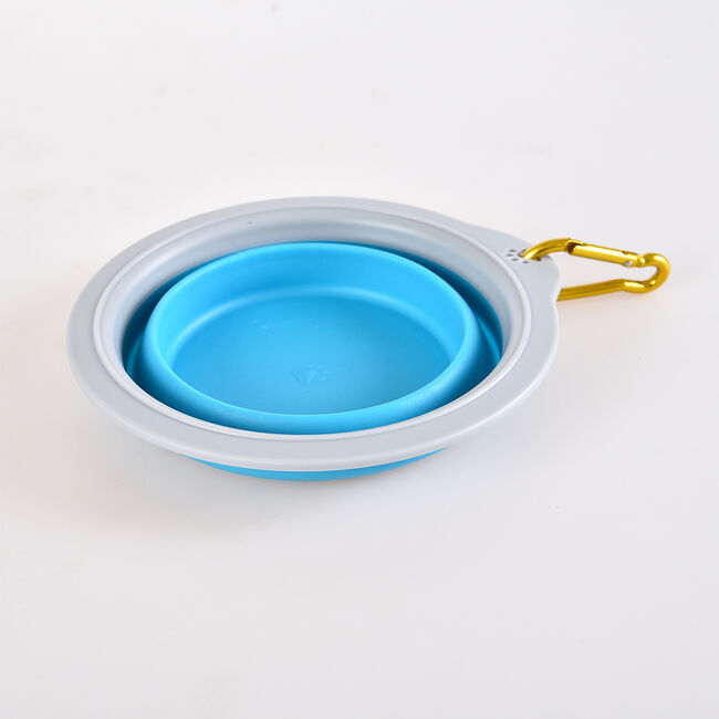 Collapsible TPE Pet Bowl