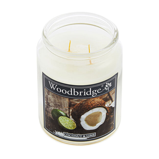 Woodbridge Coconut & Lime Large Jar