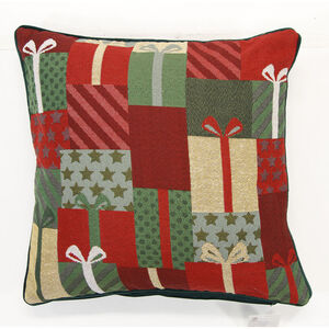 Christmas Presents 2Pk 45x45 Cushion Cover