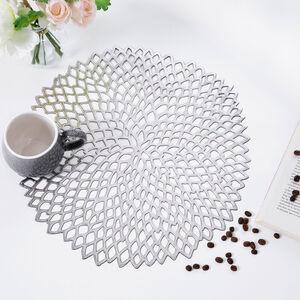 Petals Placemat - Silver