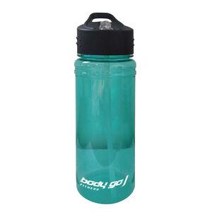 BodyGo Fitness Straw Top Bottle 750ml - Turquoise