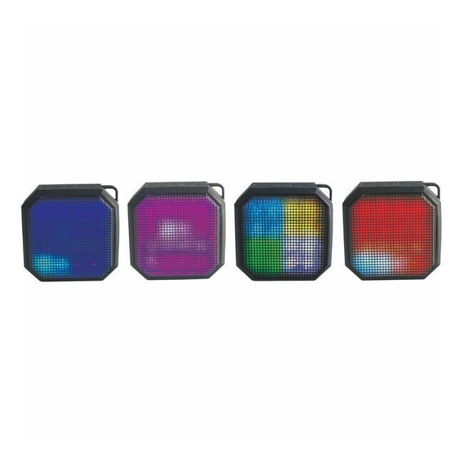 Sonarto 5W LED Lightup Bluetooth Speaker