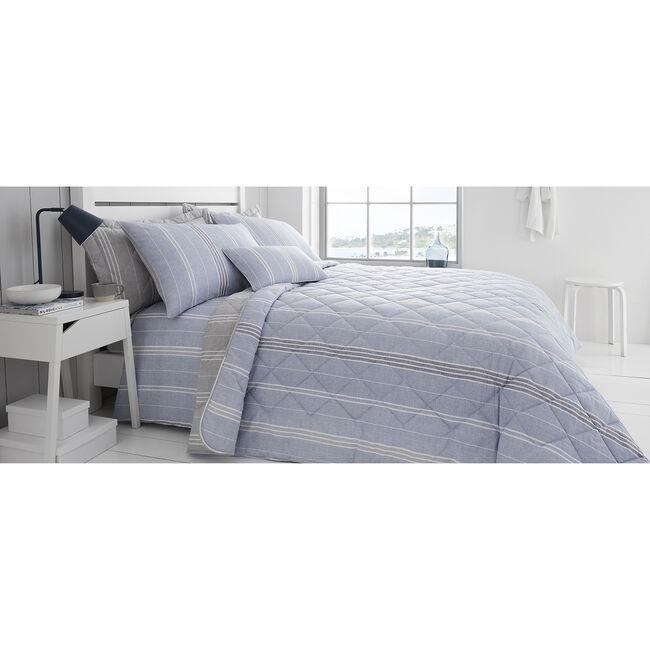 Fowler Stripe Bedspread 200x220cm