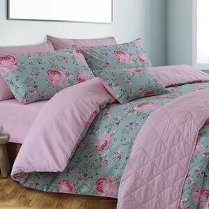 Rose Blossom Duvet Cover