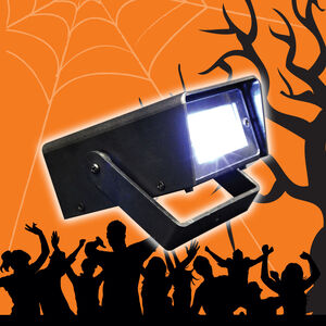 Halloween Strobe Effect Light