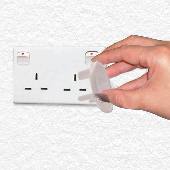 Socket Covers - 6 Pack