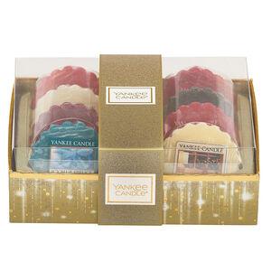 Yankee Christmas 8 Wax Melts Gift Set