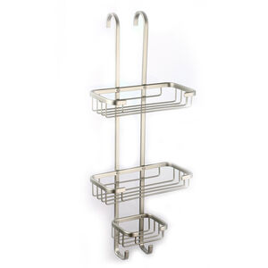 Aluminium Three Tier Shower Caddy