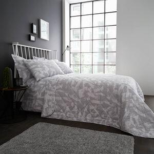 Adam Bedspread 200 x 220cm - Grey