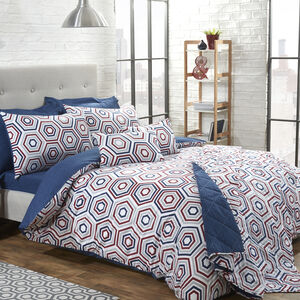 Polygon Duvet Cover