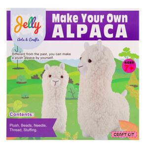 Jelly Kid's Make Your Own Alpaca