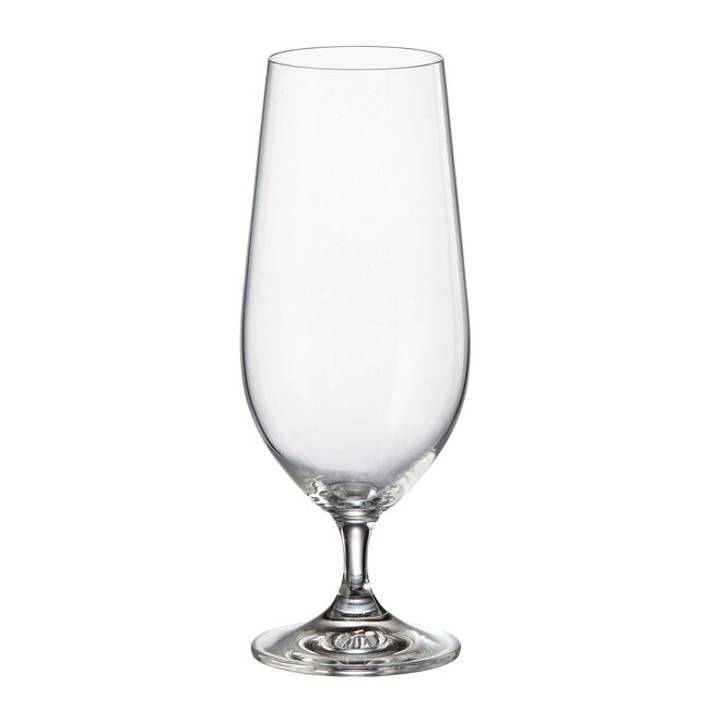 Bohemia Natalia 4 Beer Glasses