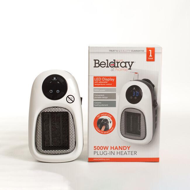 Beldray Handy Plug In Heater