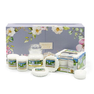 Yankee Clean Cotton Fragrance Gift Set