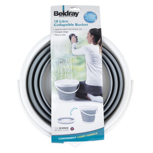Beldray 10 Litre Collapsible  Bucket