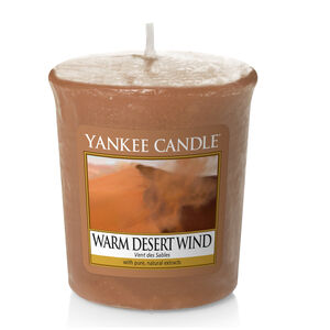 Yankee Candle Warn Desert Wind Votive