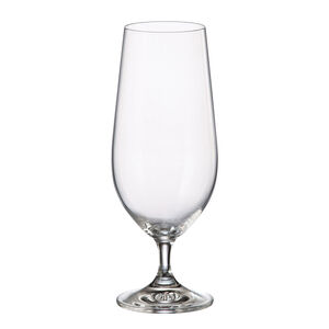 Bohemia Natalia 4 Beer Glasses