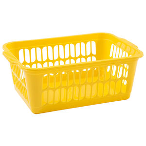 Wham Single Handy Basket Yellow