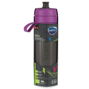 Brita Fill & Go Active Purple Water Bottle