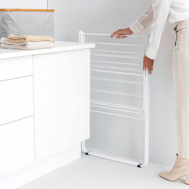 Brabantia 15m HangOn Drying Rack White