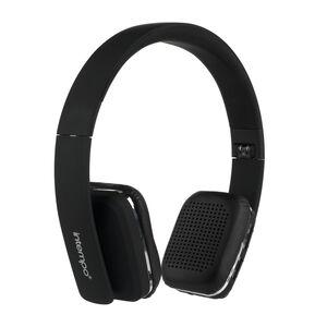 Intempo Black Bluetooth Headphones