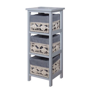 Newport 3 Drawer Unit