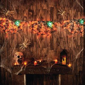 Halloween Spider Web 60 LED