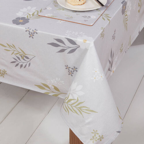 Botanic Love PVC Table Cloth 160x230cm