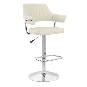 Belmont Cream Bar Stool