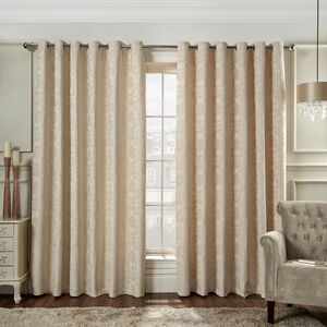 SHELBOURNE BEIGE 66x72 Curtain